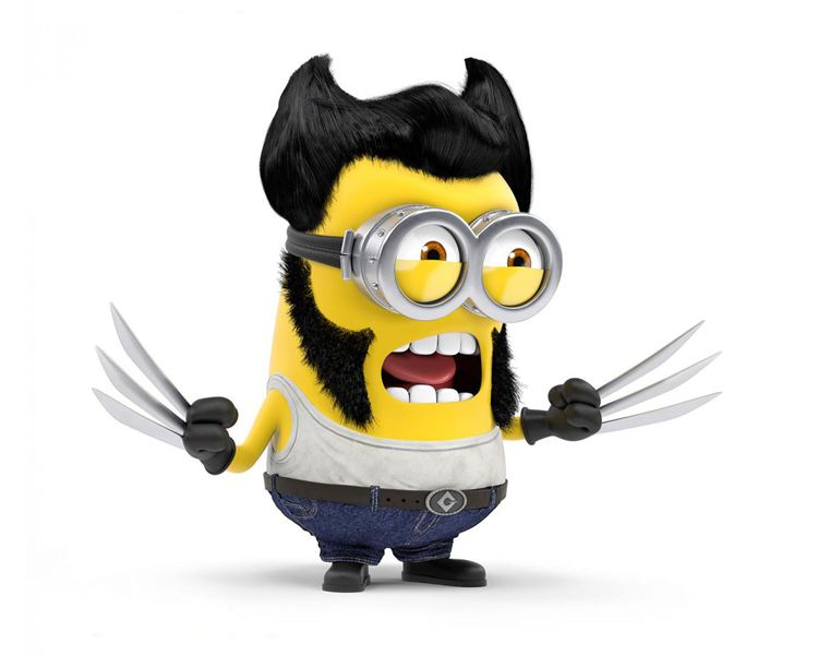 image drole wolverine
