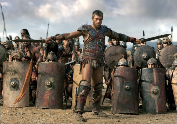 4- Spartacus : War of the Damned