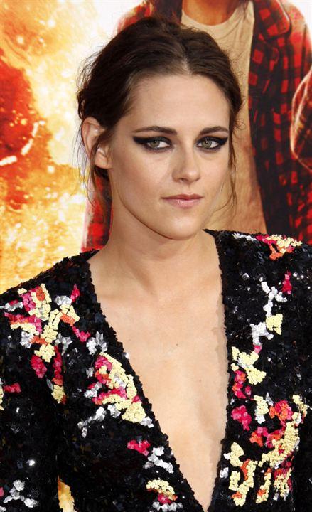 Kristen Stewart devient...