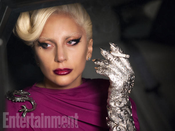 Lady Gaga (La Comtesse)