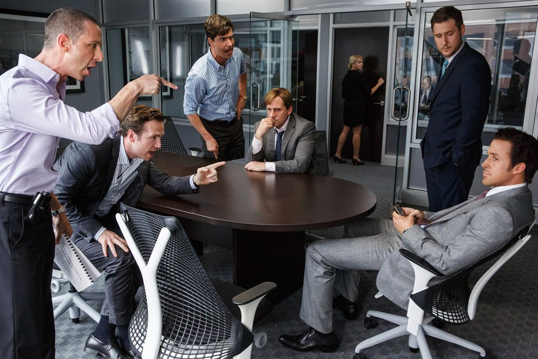 The Big Short : le casse du siècle (2015)
