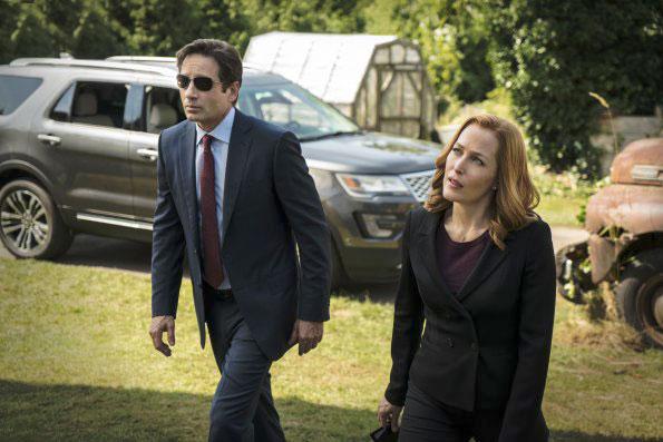 X-Files (de retour depuis le 24 janvier sur Fox)