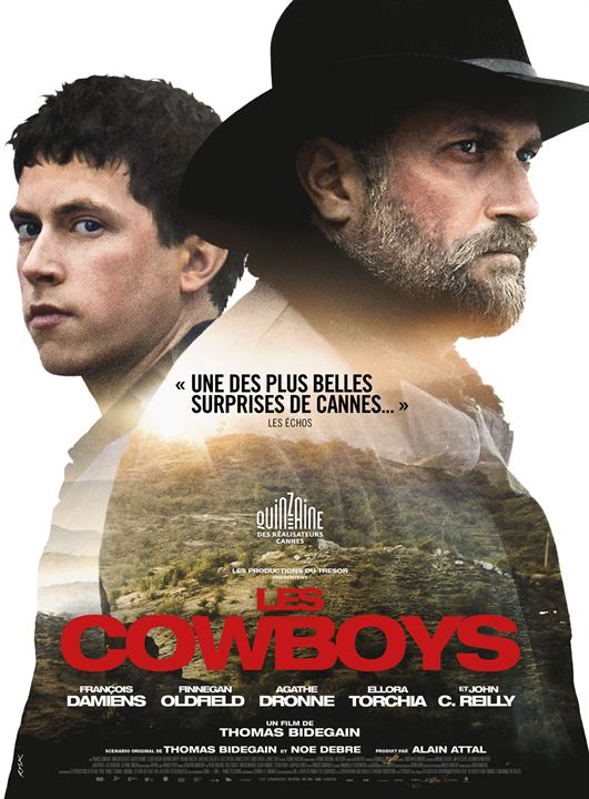 Les Cowboys - 4 nominations