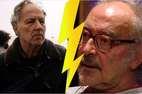 Werner Herzog Vs Jean-Luc Godard