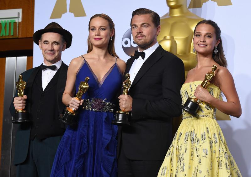 Oscars 2016 : les projets des acteurs récompensés