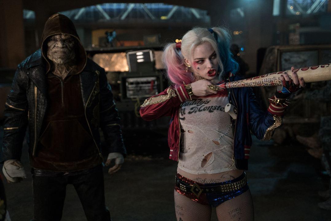 5 looks d'Harley Quinn