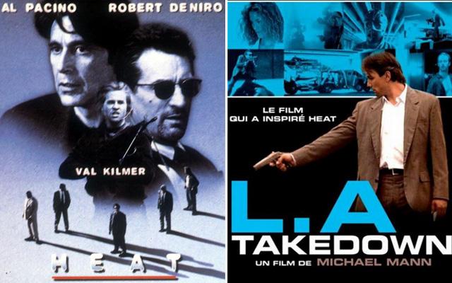 """""""Heat"""" est le remake de... """"L.A. Takedown"""""""