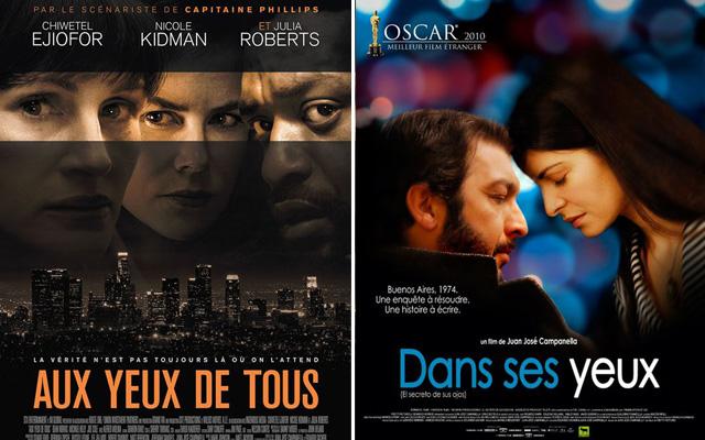 """""""Aux yeux de tous"""" est le remake de... """"Dans ses yeux"""""""