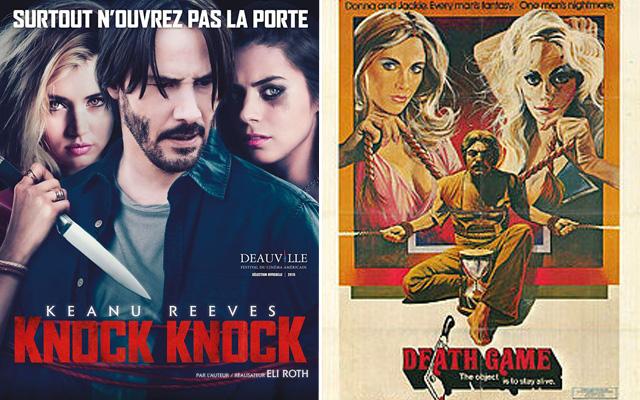 """Knock Knock"" est le remake de... ""The Seducers"""