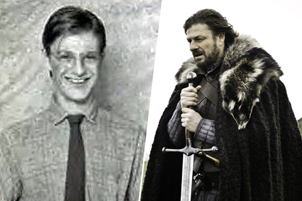 "Sean Bean alias Eddard ""Ned"" Stark"