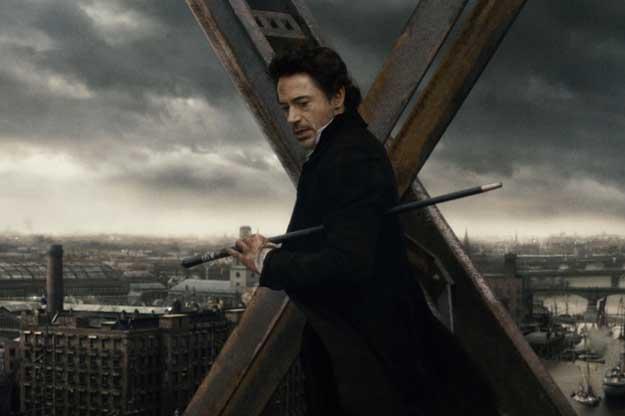 """""""Sherlock Holmes"""" de Guy Ritchie"""