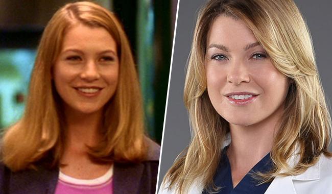 Ellen Pompeo alias Meredith Grey