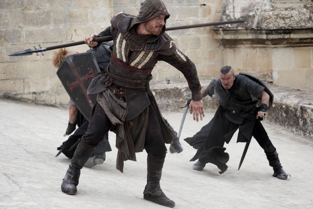 Assassin's Creed se dévoile un peu plus avec des photos inédites
