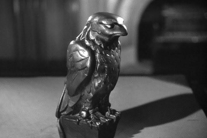 Le faucon maltais dans...le film éponyme