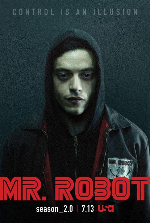 """""""Mr. Robot"""" : les personnages de la saison 2 s'affichent"""