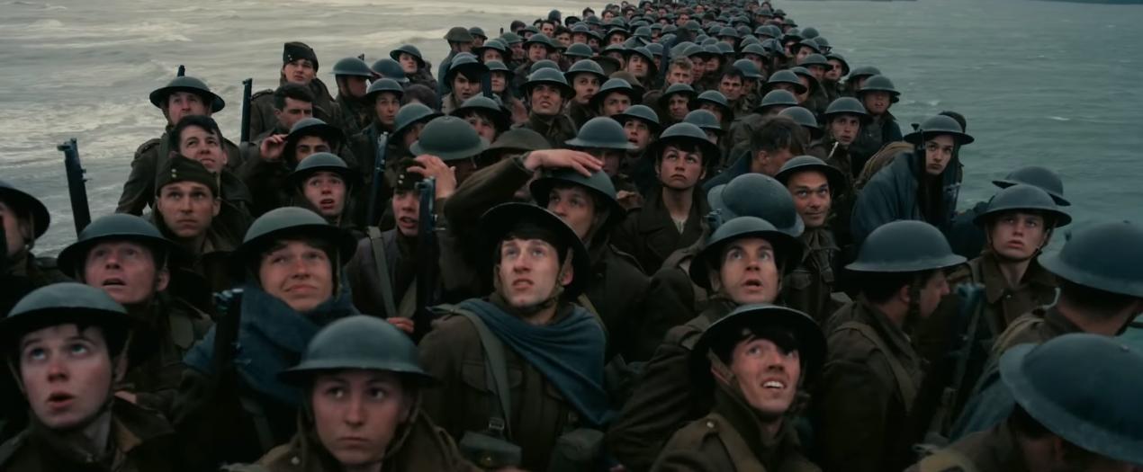 """Le trailer de """"Dunkerque"""""""