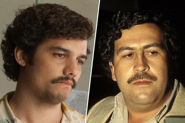 Pablo Escobar Vs Chapo >> Les vrais visages de Narcos - AlloCiné