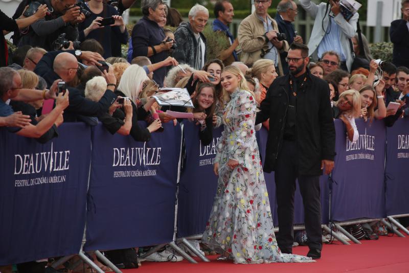 Deauville 2016 : la soirée d'ouverture en images