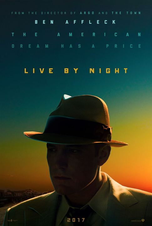 Live By Night - 18 janvier 2017