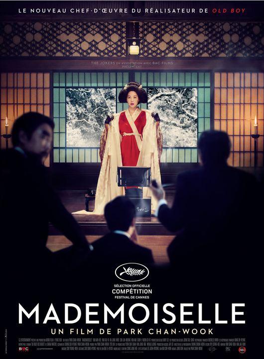 Mademoiselle - Sortie le 2 novembre 2016