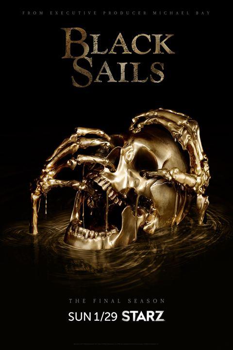 Black Sails saison 4