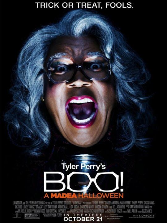 1 - Boo! A Madea Halloween : 27,6 millions de dollars de recettes