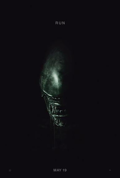 """""""Alien : Covenant"""" de Ridley Scott - Sortie en mai 2017"""