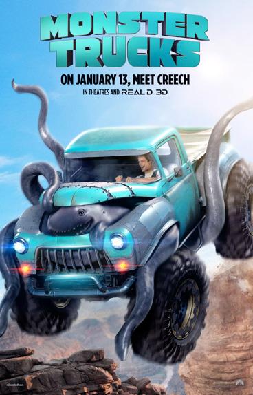"""""""Monster Cars"""" de Chris Wedge - Sortie le 21 décembre 2016"""