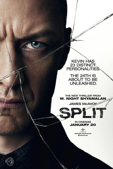 """Split"" de M. Night Shyamalan - Sortie le 22 février 2017"