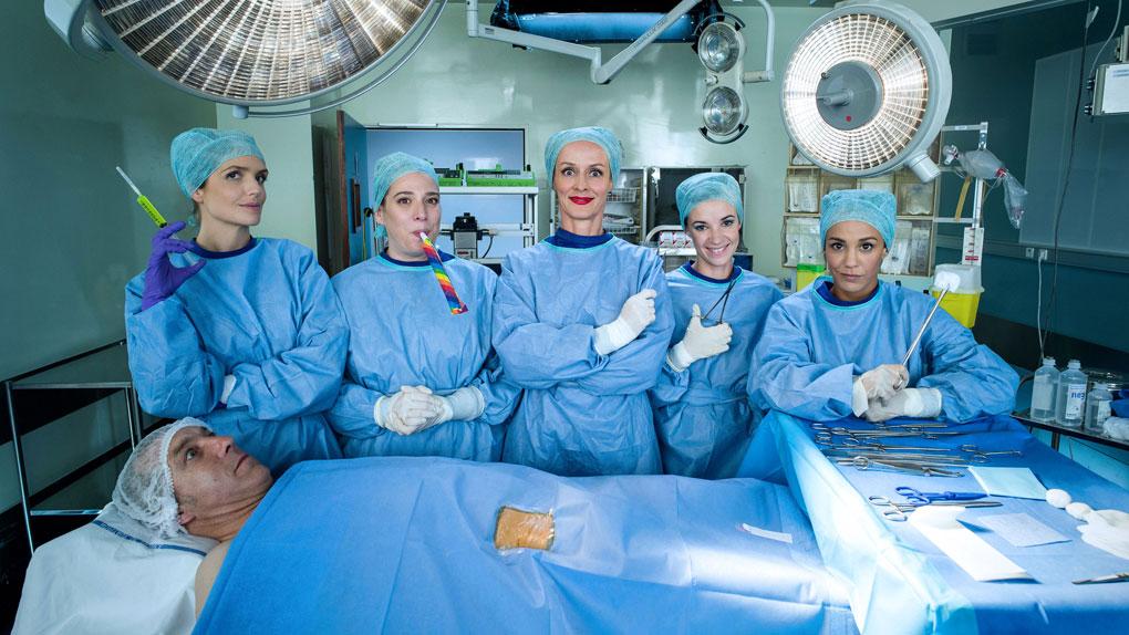 5 décembre - WorkinGirls à l'hôpital : elles vont vous faire du bien sur Canal+