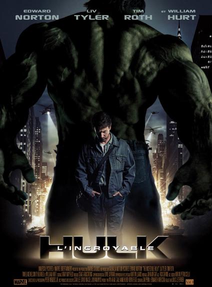 N°6 - L'Incroyable Hulk (2008) : 263 427 551 $