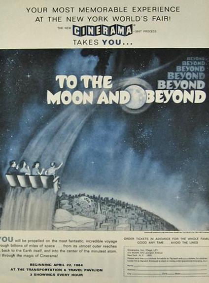 "Prospectus du programme ""To the Moon & Beyond"""