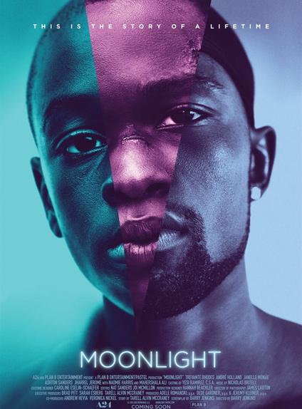Moonlight : Meilleur film, Meilleur scénario, Prix du Public et Meilleur casting dans son ensemble
