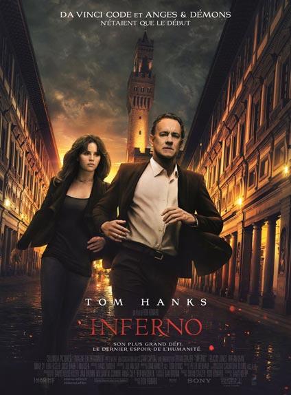 N°5 - Inferno : 120 565 spectateurs