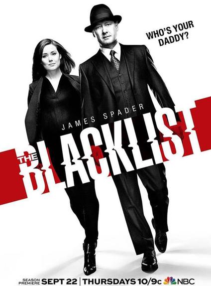 BLACKLIST - 5 janvier