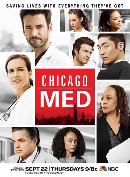 CHICAGO MED - 5 janvier