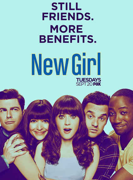 NEW GIRL - 6 janvier