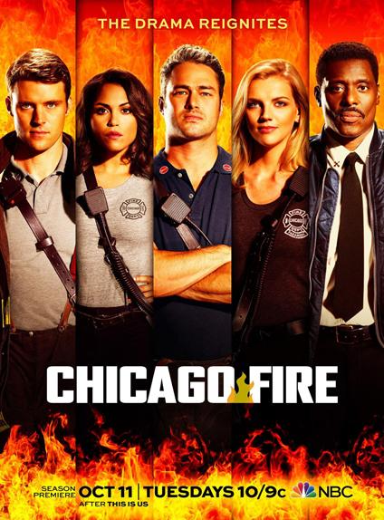 CHICAGO FIRE - 10 janvier