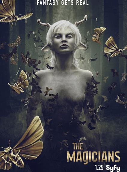 THE MAGICIANS - 25 janvier