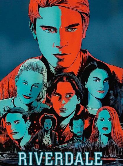 RIVERDALE - 26 janvier (en US+24 sur Netflix France)