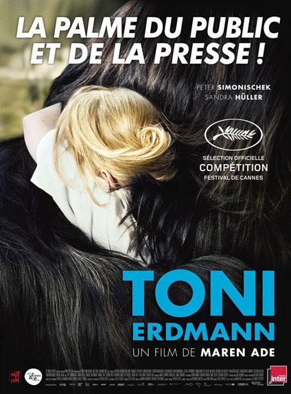 10ème : Toni Erdmann - 4.25/5