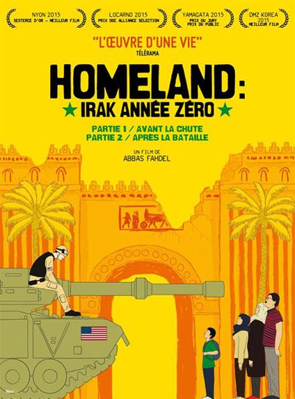 2ème : Homeland Irak année zéro - 4.47/5