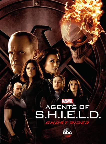 AGENTS OF S.H.I.E.L.D. - 10 janvier