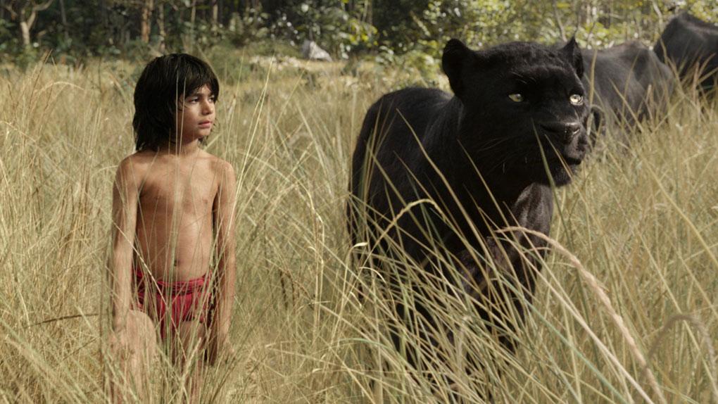 Les créatures CGI de l'année : Le livre de la jungle