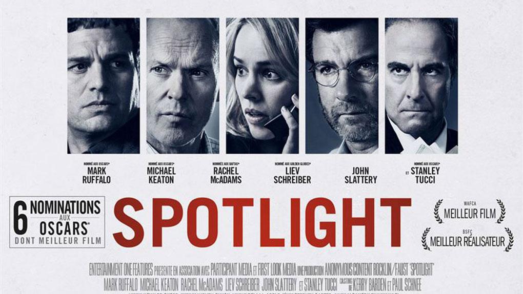 "La ""true story"" de l'année : Spotlight"