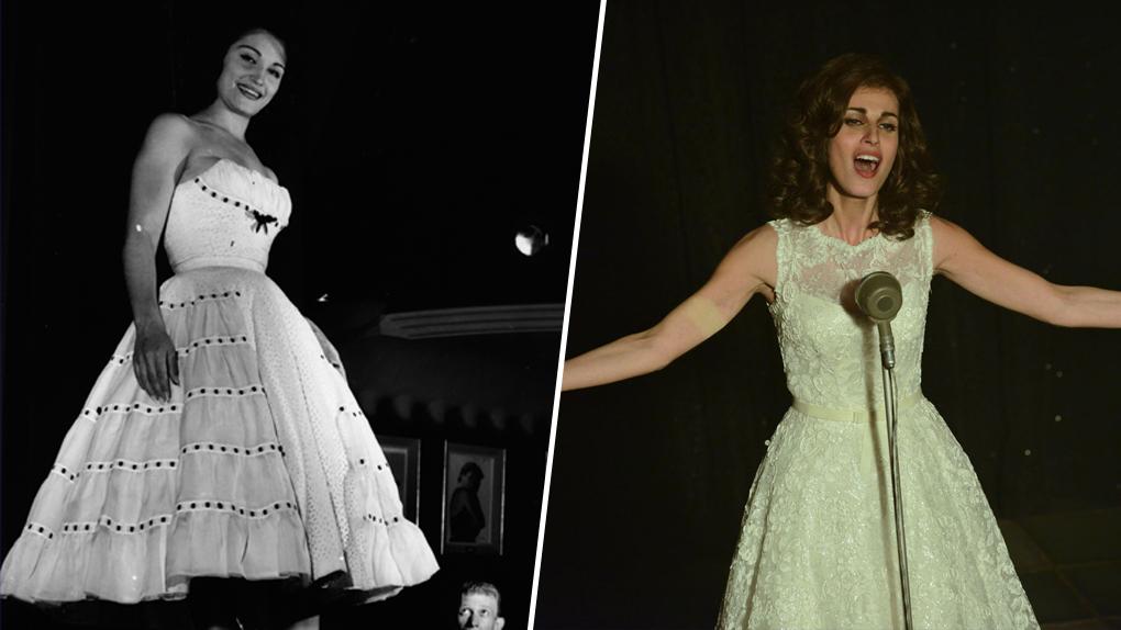 Les débuts sur scène de Yolanda Gigliotti alias Dalida
