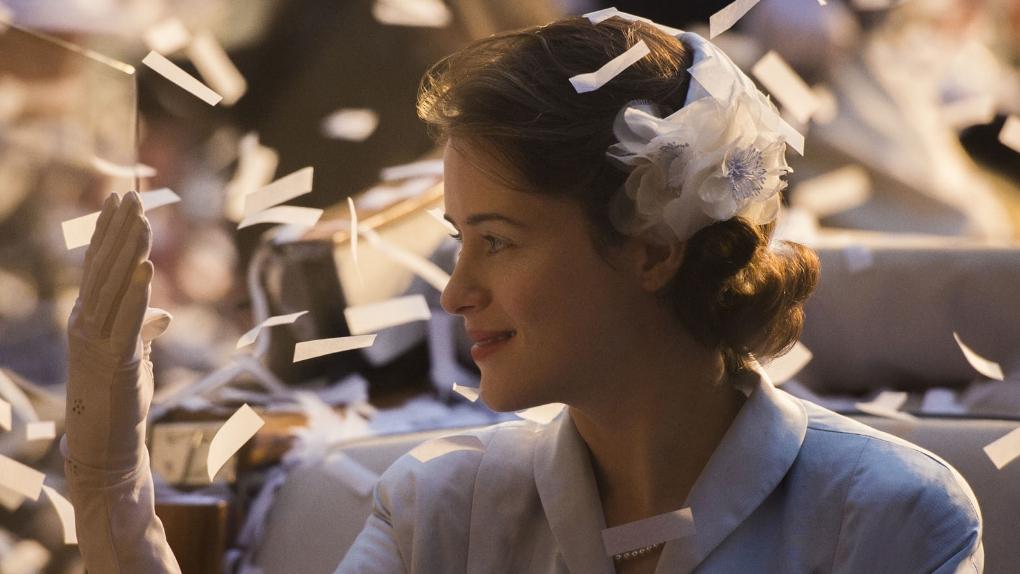 La révélation de l'année : Claire Foy (The Crown)