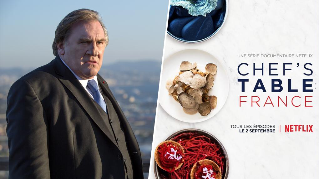 Le cocorico de l'année : Marseille et Chef's Table (saison 3)