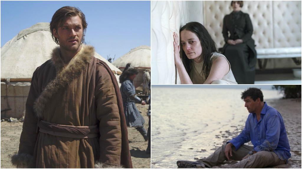 Les annulations de l'année : Marco Polo,  Penny Dreadful et Bloodline