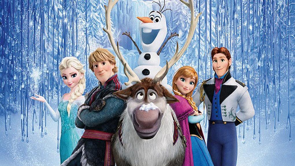 6 - La Reine des neiges
